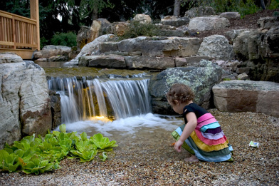 What Is A Pondless Waterfall Beaudoin Stonescapes